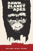 Cover-Bild zu Michael Moreci: Dawn of the Planet of the Apes