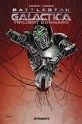 Cover-Bild zu Michael Moreci: Battlestar Galactica: Twilight Command