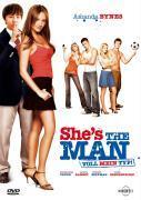Cover-Bild zu Leslie, Ewan Jack: Shes the Man - Voll mein Typ