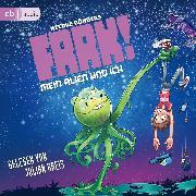 Cover-Bild zu eBook FRRK! - Mein Alien und ich