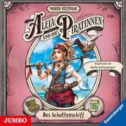 Cover-Bild zu Kuzniar, Maria: Aleja und die Piratinnen. Das Schattenschiff