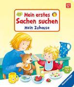 Cover-Bild zu Grimm, Sandra: Mein erstes Sachen suchen: Mein Zuhause