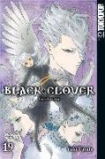 Cover-Bild zu Tabata, Yuki: Black Clover 19