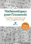 Cover-Bild zu Mathématiques pour l'économie, 5e édition von K. Sydsaeter P. Hammond A. Ström & A. Carvajal