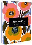 Cover-Bild zu Marimekko: Marimekko Kukka Notecards