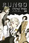 Cover-Bild zu Harukawa, Sango: Bungo Stray Dogs 01