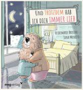 Cover-Bild zu Und trotzdem hab ich dich immer lieb von Brosche, Heidemarie