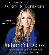 Cover-Bild zu Judgment Detox von Bernstein, Gabrielle