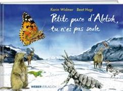 Cover-Bild zu Petite puce d'Aletsch, tu n'es pas seule von Hugi, Beat