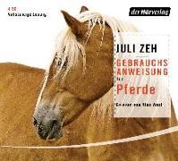 Cover-Bild zu Gebrauchsanweisung für Pferde von Zeh, Juli
