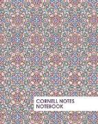 Cover-Bild zu Daniel, David: Cornell Notes Notebook: Pretty Pink Mandala Notebook Supports a Proven Way to Improve Study and Information Retention