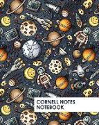 Cover-Bild zu Daniel, David: Cornell Notes Notebook: Science and Engineering Stem Notebook Supports a Proven Way to Improve Study and Information Retention