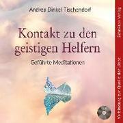 Cover-Bild zu Kontakt zu den geistigen Helfern von Dinkel-Tischendorf, Andrea