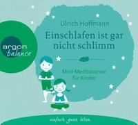 Cover-Bild zu Einschlafen ist gar nicht schlimm von Hoffmann, Ulrich