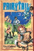 Cover-Bild zu Mashima, Hiro: Fairy Tail 4