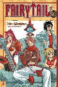 Cover-Bild zu Mashima, Hiro: Fairy Tail 10