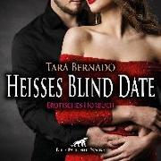 Cover-Bild zu Heißes Blind Date | Erotische Geschichte Audio CD von Bernado, Tara