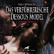Cover-Bild zu Das verführerische Dessous Model | Erotische Geschichte Audio CD von Bernado, Tara