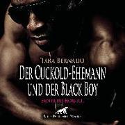 Cover-Bild zu Der Cuckold-Ehemann und der Black Boy | Erotische Geschichte Audio CD von Bernado, Tara