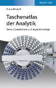 Cover-Bild zu Taschenatlas der Analytik von Schwedt, Georg