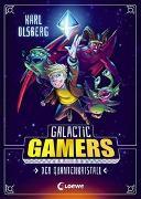 Cover-Bild zu Olsberg, Karl: Galactic Gamers (Band 1) - Der Quantenkristall