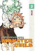 Cover-Bild zu Petos: Interviews with Monster Girls 2