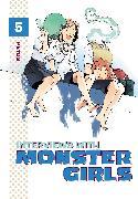 Cover-Bild zu Petos: Interviews with Monster Girls 5