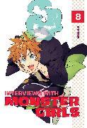 Cover-Bild zu Petos: Interviews with Monster Girls 8