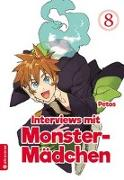 Cover-Bild zu Petos: Interviews mit Monster-Mädchen 08