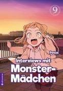 Cover-Bild zu Petos: Interviews mit Monster-Mädchen 09