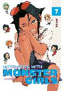 Cover-Bild zu Petos: Interviews with Monster Girls 7
