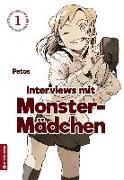 Cover-Bild zu Petos: Interviews mit Monster-Mädchen 01