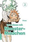 Cover-Bild zu Petos: Interviews mit Monster-Mädchen 02