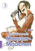 Cover-Bild zu Petos: Interviews mit Monster-Mädchen 03