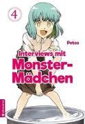 Cover-Bild zu Petos: Interviews mit Monster-Mädchen 04