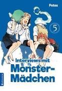 Cover-Bild zu Petos: Interviews mit Monster-Mädchen 05