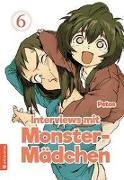 Cover-Bild zu Petos: Interviews mit Monster-Mädchen 06