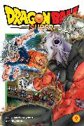 Cover-Bild zu Toriyama, Akira: Dragon Ball Super, Vol. 9