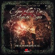Cover-Bild zu Edgar Allan Poe & Auguste Dupin, Folge 13: Die Aufnahmeprüfung (Audio Download) von Duschek, Markus