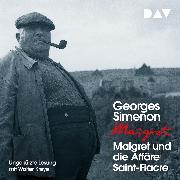 Cover-Bild zu Maigret und die Affäre Saint-Fiacre (Audio Download) von Simenon, Georges