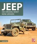 Cover-Bild zu Jeep von Hack, Joachim