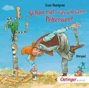 Cover-Bild zu Nordqvist, Sven: Pettersson und Findus. Schau mal, was ich kann, Pettersson!