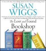 Cover-Bild zu The Lost and Found Bookshop CD von Wiggs, Susan
