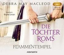 Cover-Bild zu Die Töchter Roms: Flammentempel von Macleod, Debra