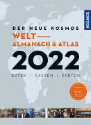 Cover-Bild zu Der neue Kosmos Welt- Almanach & Atlas 2022 von Ell, Renate
