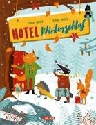 Cover-Bild zu Krüger, Thomas: Hotel Winterschlaf