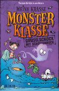 Cover-Bild zu Krüger, Thomas: Meine krasse Monsterklasse - Gruselschock mit Schottenrock