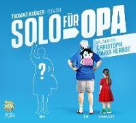Cover-Bild zu Krüger, Thomas: Solo für Opa