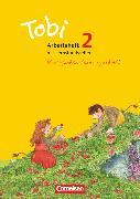 Cover-Bild zu Tobi 2, 2. Schuljahr, Arbeitsheft in Vereinfachter Ausgangsschrift, Mit Lernstandsseiten von Metze, Wilfried