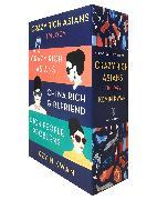 Cover-Bild zu Kwan, Kevin: The Crazy Rich Asians Trilogy Box Set